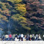 芋煮&BBQパーティーに参加   —'14.11.7—