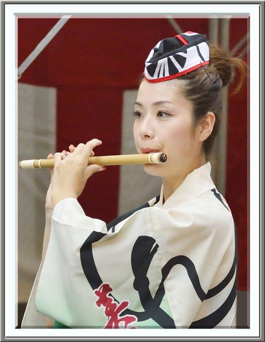 阿波踊りーーー東京-高円寺ー         —2013.8.25—