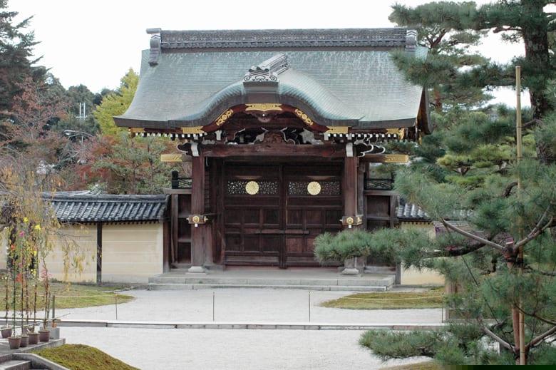同期会で京都大覚寺、三千院を訪問しました。(番外編)—2007.11.20—